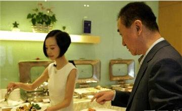 鲁豫专访王健林