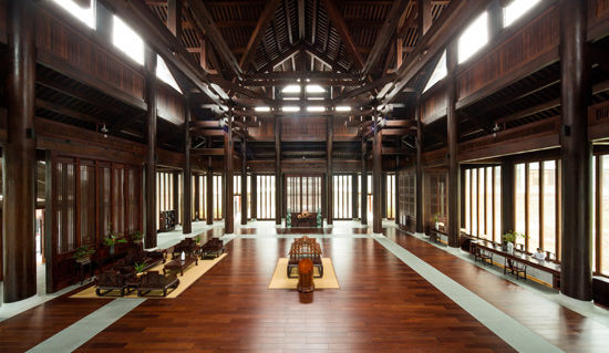 格和中国传统榫卯结构