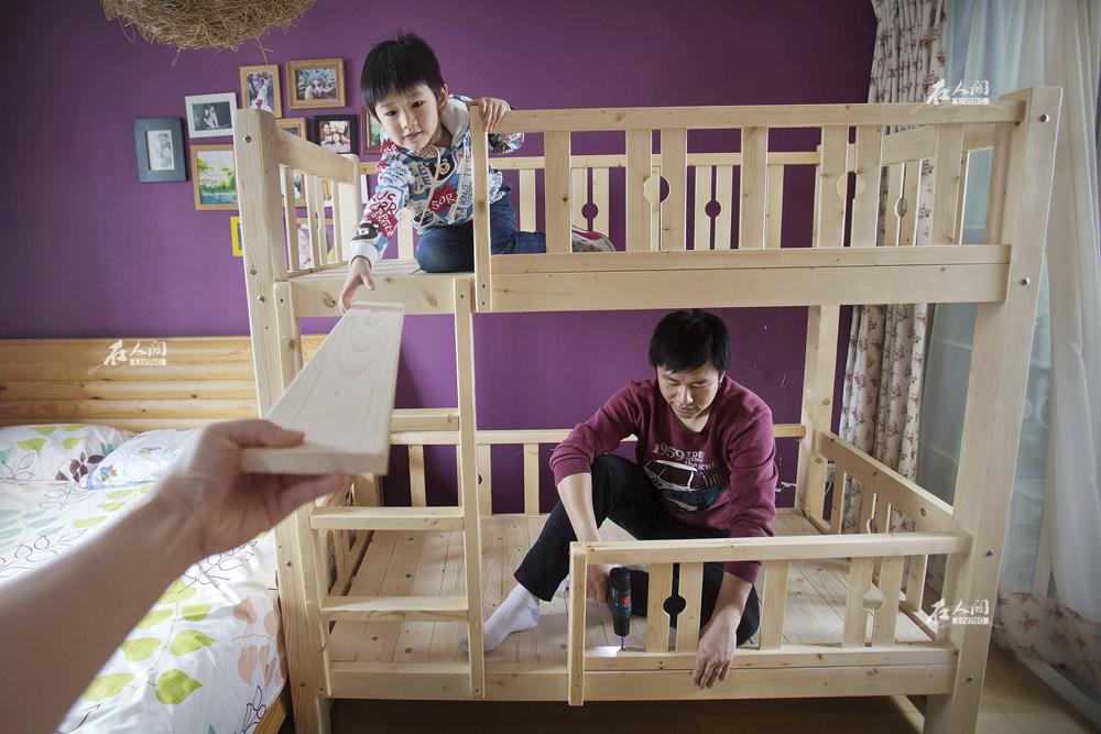 二宝卧室装修图
