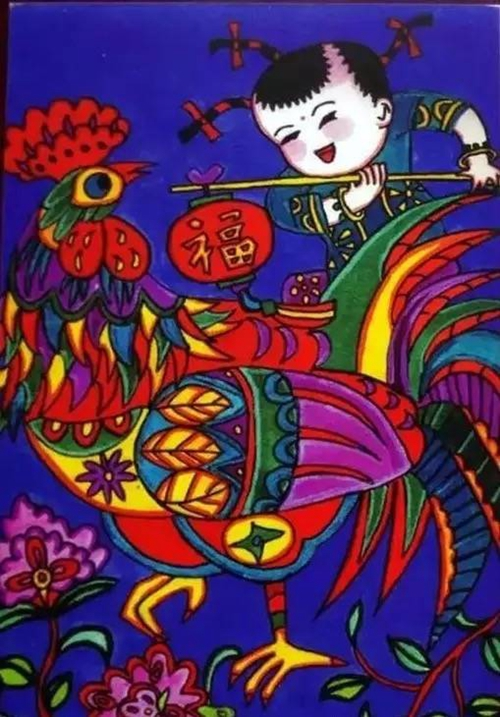 安徽休宁小学生作品获全国生肖邮票设计大赛金奖