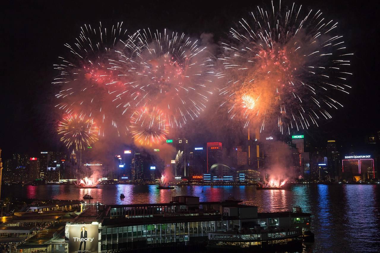 海航48天内砸142亿在港拿地 香港5巨头竞买全落败