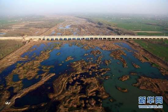 受益于南水,11月北京地下水量同比增百余个昆明湖