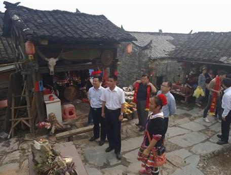 清远市副市长彭裕殿到连州、连南、阳山调研旅游工作