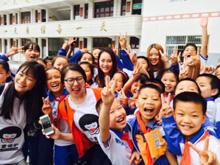 """""""女童保护""""儿童防性侵课程走进贵州大山深处"""