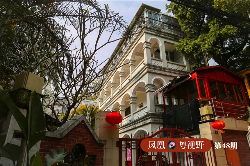 """不过,彼时之""""东山"""",其实得名于明代的""""东山寺"""",位于广州市中心地带,大概从现在的基督教东山堂到东山湖公园,以及东山口地铁站一带。"""