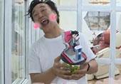 陈奕迅生日会 频频搞怪
