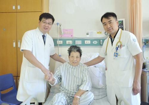 青岛大学附属医院心脏病诊治中心血管外科主任 杨苏民