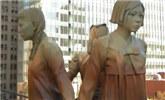 """美国力挺设""""慰安妇""""雕像 日本大阪扬言""""绝交"""""""