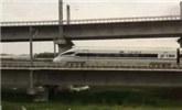 印度造时速1100Km高铁 网友:这是用生命超越中国啊!