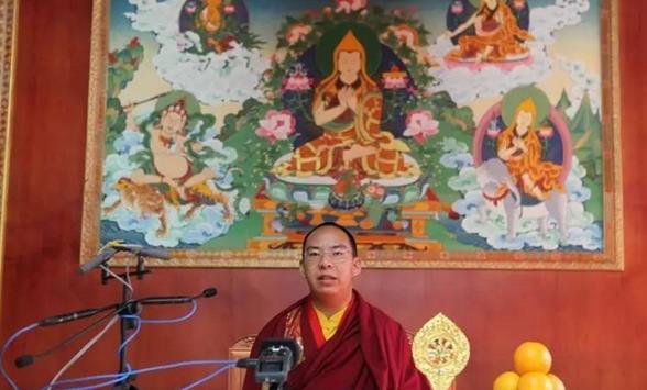 十一世班禅的新年期望:发扬佛教扬善抑恶、慈悲为怀的精神