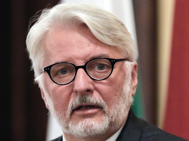 厉害了!波兰外长和不存在的国家举行会谈 (图)