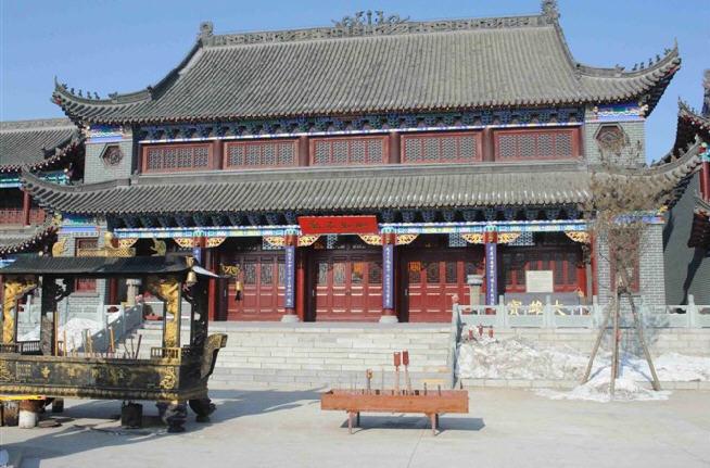 沈阳维护宗教界合法权益落实房产政策1.8万平