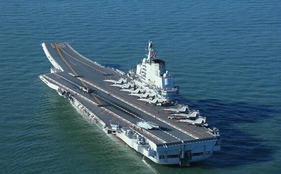 美媒曝中国003型航母:核动力排水量10万吨载歼20