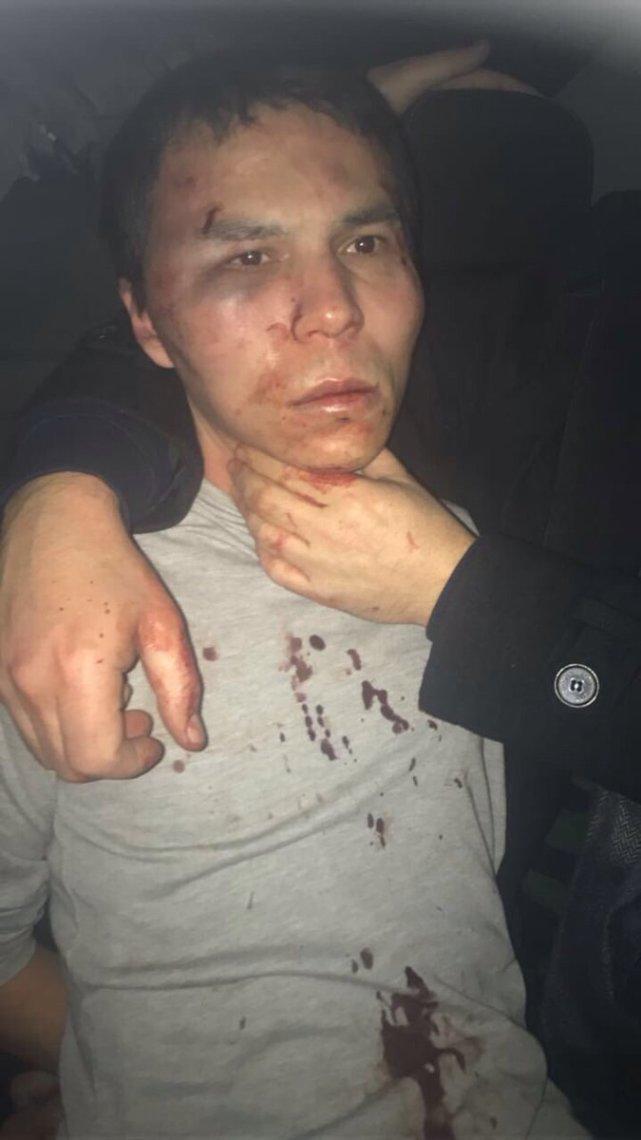 土耳其元旦夜店恐袭案主犯被抓获,抓捕照曝光(图)
