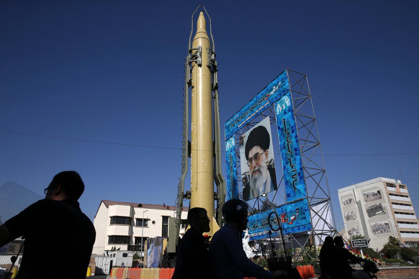 美国扩大对伊朗制裁 一家中企被列入制裁名单(图)