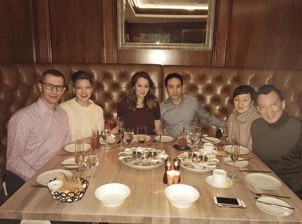 陈冠希及女友缺席家庭聚会,难道在筹备婚礼?