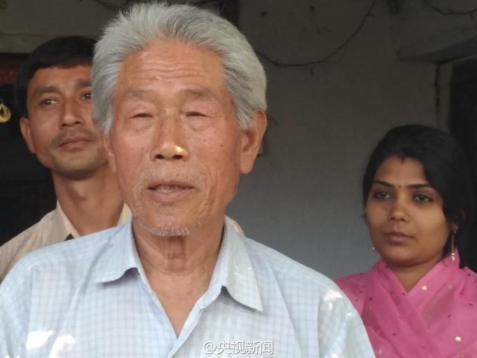 最新消息!滞留印度54年老兵计划今日乘飞机回国