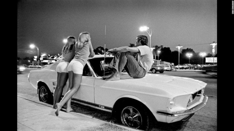 70年代美国中产的夜生活