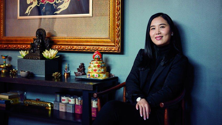 好莱坞报道专访钟丽芳 详解中国电影女性观众重要性