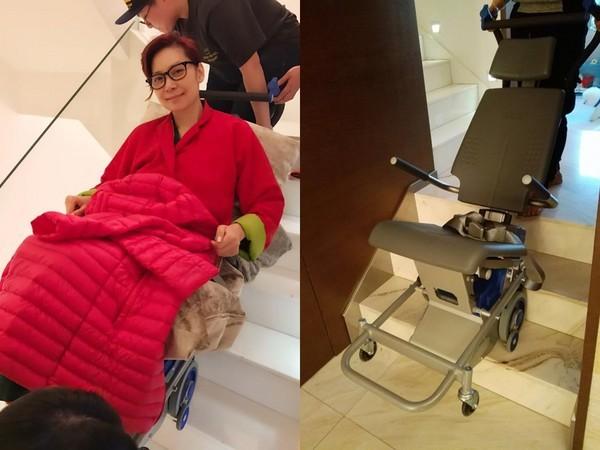 她出身港姐把自己活成豪门,如今只能靠轮椅代步