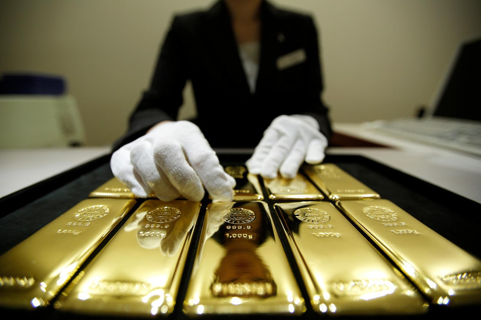 """德国为何急着把黄金运回家:美国的信用已""""破产"""""""
