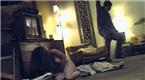 情侣入住酒店发现摄像孔 整个人崩溃了!