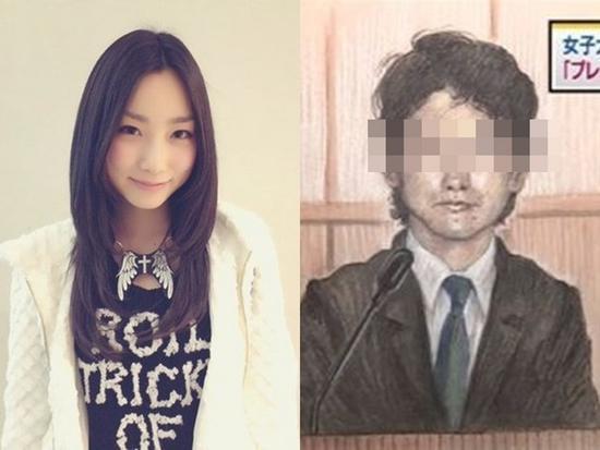 日本女偶像被男粉丝狂砍30多刀 行凶者法庭大笑挑衅
