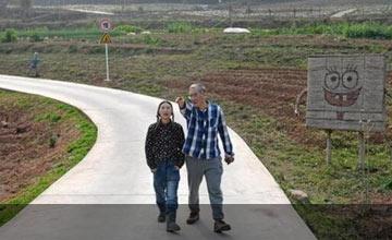 只因老婆一句话 大叔竟卖掉房子建1200亩私家花园