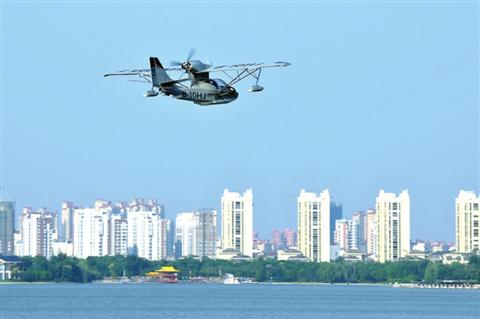 坐飞机360度玩转太湖