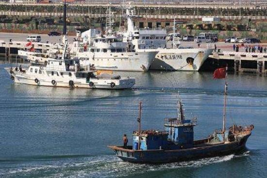 滨海新区生态城人工海滩选址中心渔港