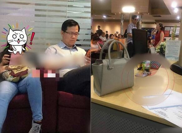 """卓伟被偷拍疑带妻泰国做试管婴儿 网友惊呼""""你也有今天"""""""