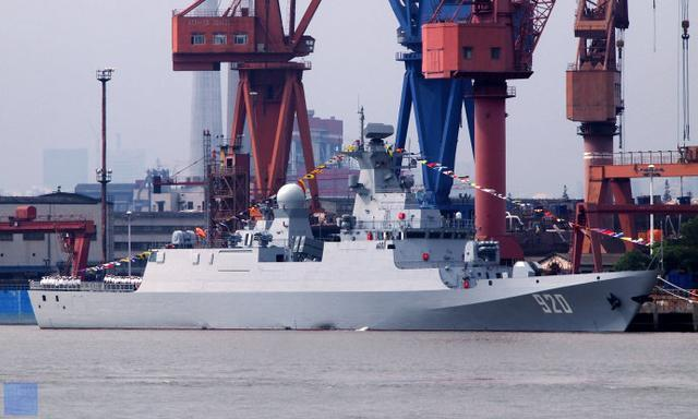 中国这款高颜值先进护卫舰有望再获海外订单
