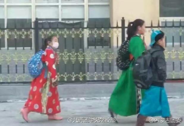 内蒙古开学日
