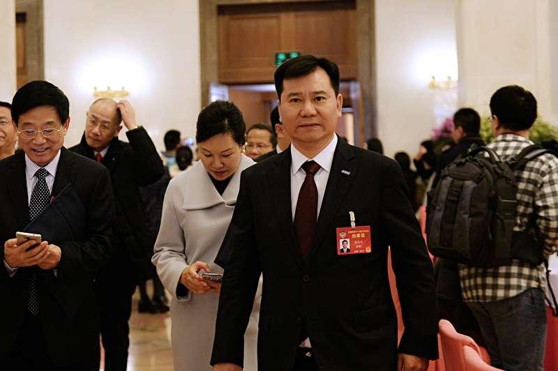 张近东:建议通过顶层设计 突破流通业贸易壁垒