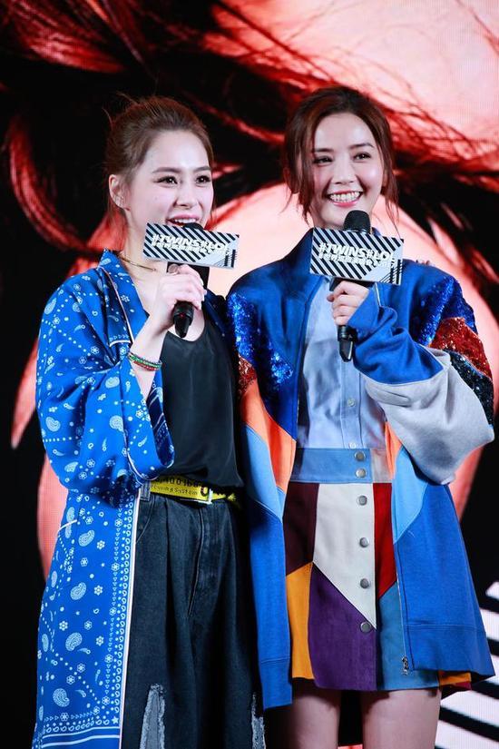 Twins共庆成军16周年 阿娇后悔当初太拼