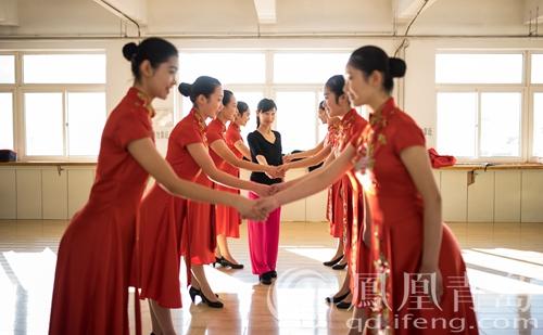青岛旅游学校优秀毕业生 姜小倩