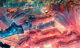 美地质勘探局发布地球卫星图