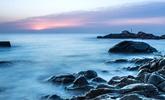 青岛海岸线 旖旎缱绻如梦似幻