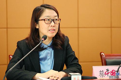 人文  全国老龄办副主任朱耀垠 中国网记者李佳/摄 中国网北京讯(记者