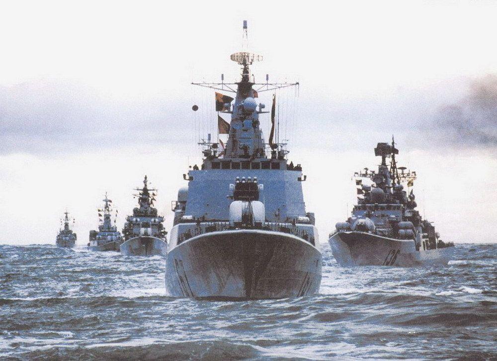 下一步,中国海军开进北冰洋?