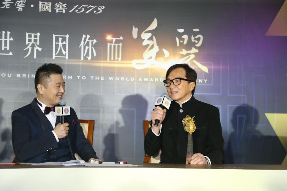 影响世界华人盛典第二现场精彩图集