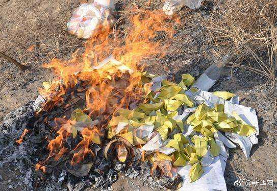 山西一村民上坟烧纸引发山火 4名灭火队员死亡