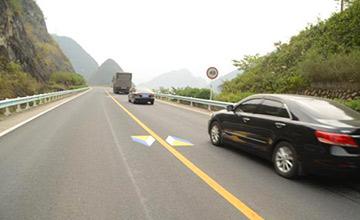 高速路上不认识这5种线,赶快下高速!
