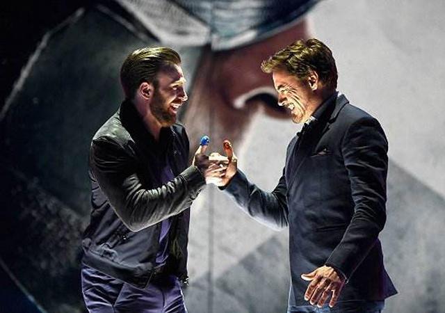 《复联4》后合同到期 美队钢铁侠或将结伴离开漫威