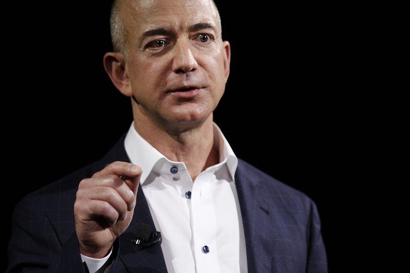 贝佐斯:人工智能将成为推动亚马逊未来成功的关键
