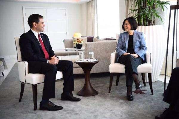 中美没谈台湾问题说明什么?