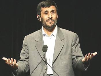 伊朗大选:内贾德被取消参选伊朗总统资格(图)