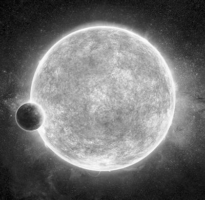 """最新""""超级地球""""现身:温度适中 可能有液态水"""