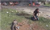 叙儿童受引诱被炸死