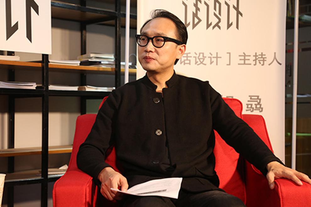 《骉哥话设计》:中国有名的字体设计专家 李少波